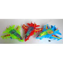 Flash Plane Spielzeug Süßigkeiten (121204)