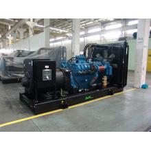 Набор дизельных генераторов открытого типа Baifa Mtu