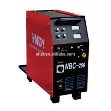 NBC-250 tap tipo co2 MIG / MAG herramienta de soldadura de escudo de gas