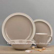 European Design Stoneware Dinnerware (set)