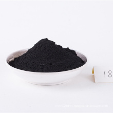 Wooden based activated carbon for sugar decolorization industry
