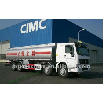 Sinotruk HOWO Truck Fuel Tanks Truck for Sale