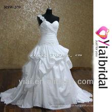 RSW370 Eine Schulter Ballkleid Brautkleider