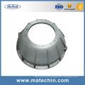La pression de haute précision adaptée aux besoins du client par fonderie a moulé sous pression le logement en aluminium de LED