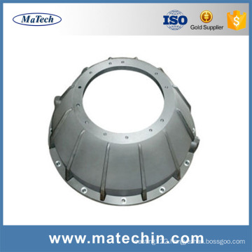 Foundry Customized High Precision Pressure Die Cast Aluminum LED Housing
