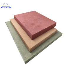 Qinge high quality plain mdf factory mdf board melamine mdf with CE certificate