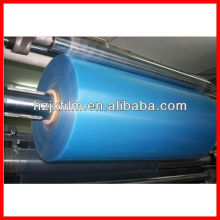 Transparent PVC film