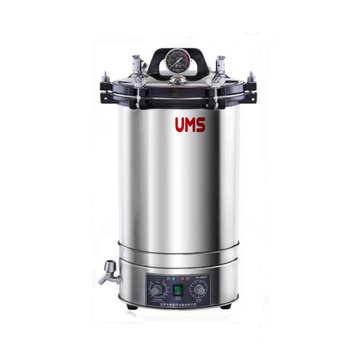 UX280D Portable Type Steam Autoclave Sterilizer 18-30L