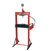 Shop Press with Guage 10ton