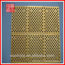 Hole perforated metal mesh/punching hole mesh/china supplier