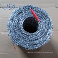 Factory Direct Sales Barbed Wire Fence Size