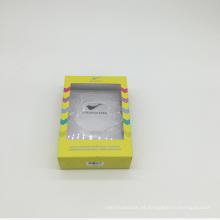 Melhor Preço Forte Caixa de Embalagem De Papel Rígida Atacado