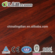 Cheap micro bevel 6mm thick lvt vinyl flooring with fiber glass