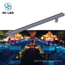 Hochwertige LED IP65 LED-Wandwaschanlage für den Außenbereich
