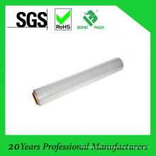17 Mic Stretch Film Type Packaging Film Usage and LLDPE Material Stretch