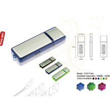 Rechteckige USB-Flash-Disk (01D17001)