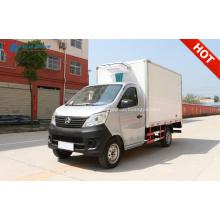 2019 New Mini 2 ton freezer camião frigorífico