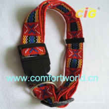 Collier d'animal familier polyester