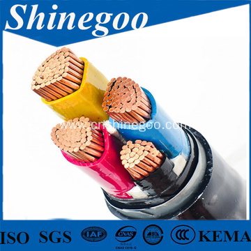 26/35kV XLPE insulated Copper conductor power cable