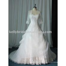 Heißes verkaufendes moslemisches Hochzeitskleid, Brautkleid