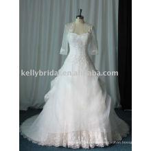 Горячая продажа мусульманских свадебное платье, свадебное платье