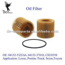 Cartucho de lubricación de flujo total 04152-YZZA6 para Lexus, Pontiac Truck, Scion, Toyota