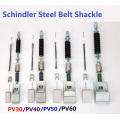 Schindler Elevator Steel Belt Shackle PV40/30/50/60