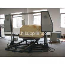 Machine de découpe informatisée CNC