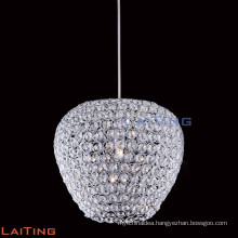 Cheap crystal chandeliers modern pendant light for dining table 71121