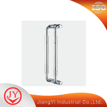 Push-Pull Stainless Door Handle For Glass Doors