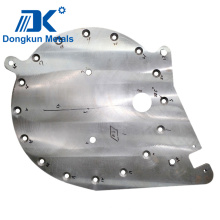 Fabricación de estampación de placas de acero inoxidable