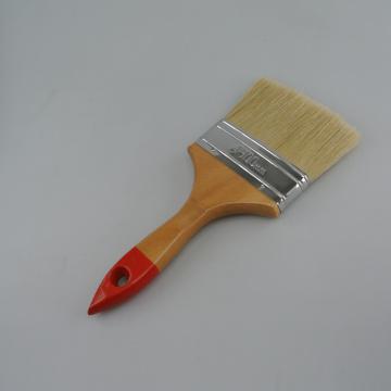 Pinceau avec manche en bois