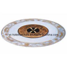 Meubles de salle à manger de lazy Susan (CH-ZP09)