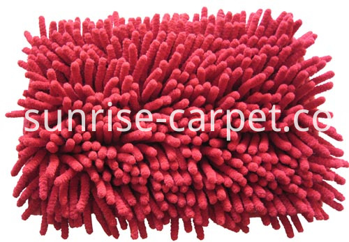 Chenille Carpet Rug