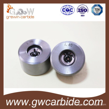 Finished Cemented Carbide Wire Drawing Dies with Steel Case