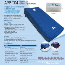 Welligkeit Luftmatratze T04
