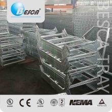 HDG PG Steel NEMA Cable Ladder CE UL enumerado OEM Factory Manufacturer