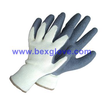 Latex Work Glove, Safety Glove, Light Work Glove
