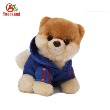 20cm cute with cheapest price plush dog that looks real stuffed toy