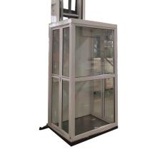 6m 400kg  hydraulic electric home elevator lift home elevator lift