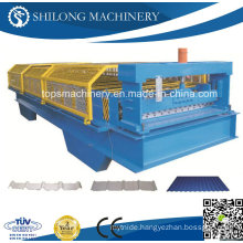 High Quality Galvanized Steel Sheet Floor Deck Roll Forming Machine