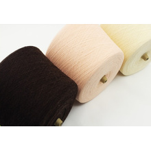 Mélanger le fil à tricoter de laine mérinos acrylique