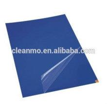 Fabricant OEM antidérapant antidérapant salle blanche tapis collant avec prix compétitif
