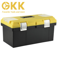 Top Quality Plastic Tool Box Set with Steel Lock Hand Tool