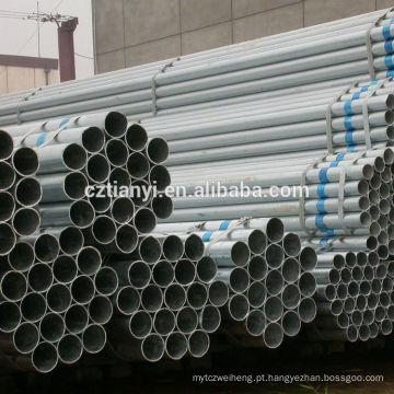 China direto fábrica de alta qualidade en10255 gi pipe