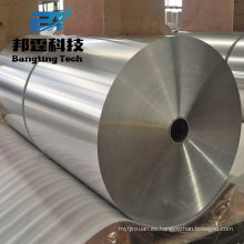Hoja de aluminio 8011 de aleación de 9 mm de espesor rollos de 0.2 mm de espesor para tapas de botellas