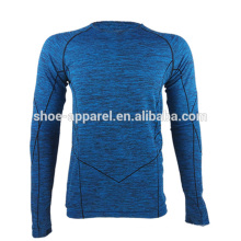 MEN'S LONG SLEEVE TRAINING TOP COMPRESSION SHIRT WARM