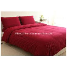 180tc 50% coton 50% polyester apporter couleur linge de lit à bas prix