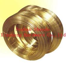 Fio de latão da alta qualidade da garantia (feito em China)