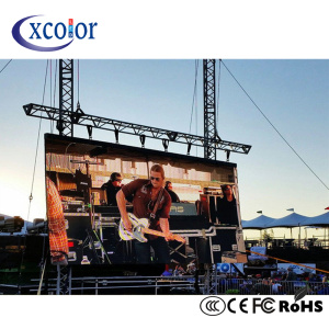P10 Outdoor Rental Stage Big Giant Led Panel